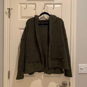 Abercrombie & Fitch cardigan size XXS